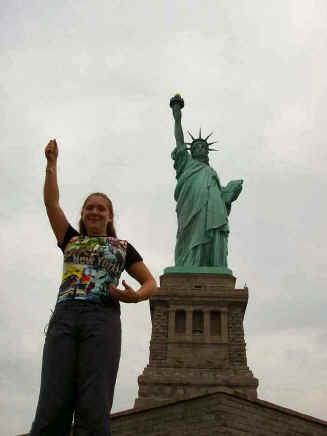 New York Hannah-liberty